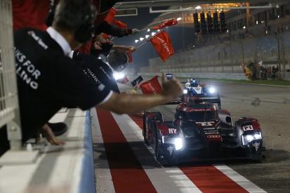 Audi wins final WEC race, Porsche crew seals drivers' title in Bahrain
