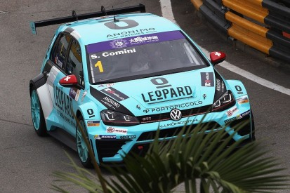 Macau TCR: Monteiro wins as Comini snatches title from Nash