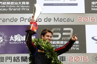 Macau Grand Prix: Antonio Felix da Costa takes victory on F3 return