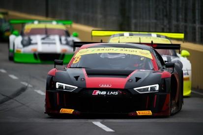 Macau GT World Cup: Vanthoor wins despite causing red flag with flip