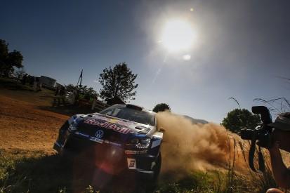 WRC Rally Australia: Mikkelsen leads but Paddon splits Volkswagens