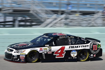 NASCAR Homestead: Harvick on pole as Busch heads the title chasers