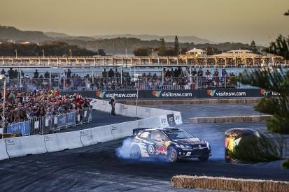 WRC Rally Australia: Ogier slashes Mikkelsen's lead into final day