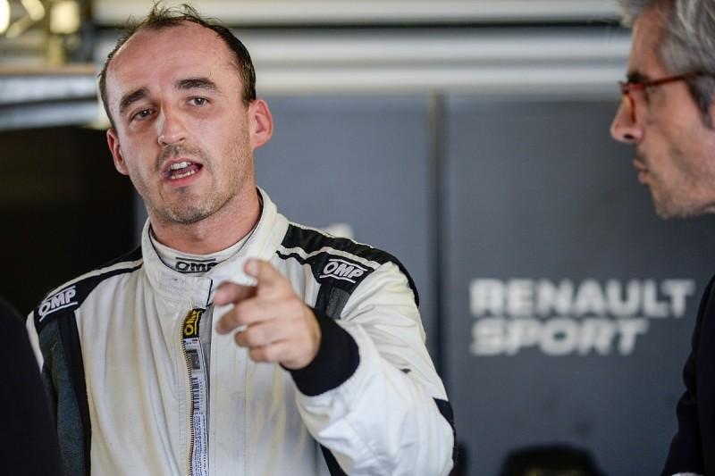 Ex-F1 driver Robert Kubica to test WEC LMP1 car in Bahrain
