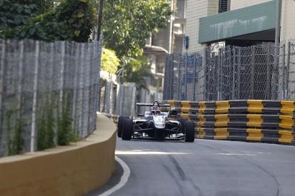 George Russell beats Callum Ilott to pole on Macau Grand Prix debut