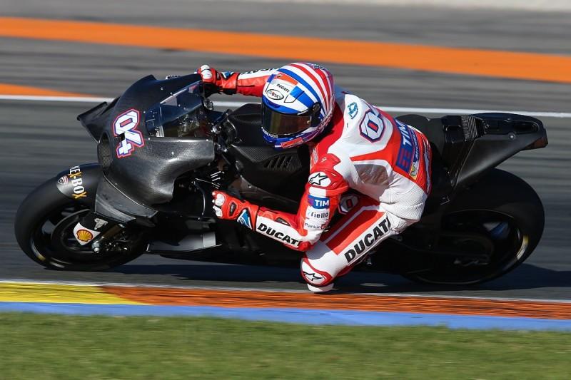 Ducati's 2017 MotoGP bike is more comfortable - Andrea Dovizioso