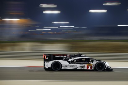 WEC Bahrain: Jani keeps #2 Porsche on top in second practice