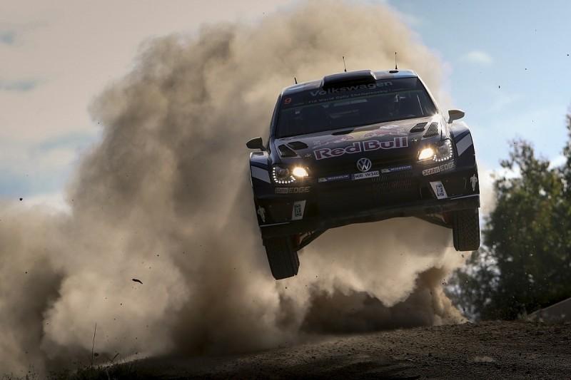 WRC Rally Australia: Andreas Mikkelsen leads, Sebastien Ogier gains