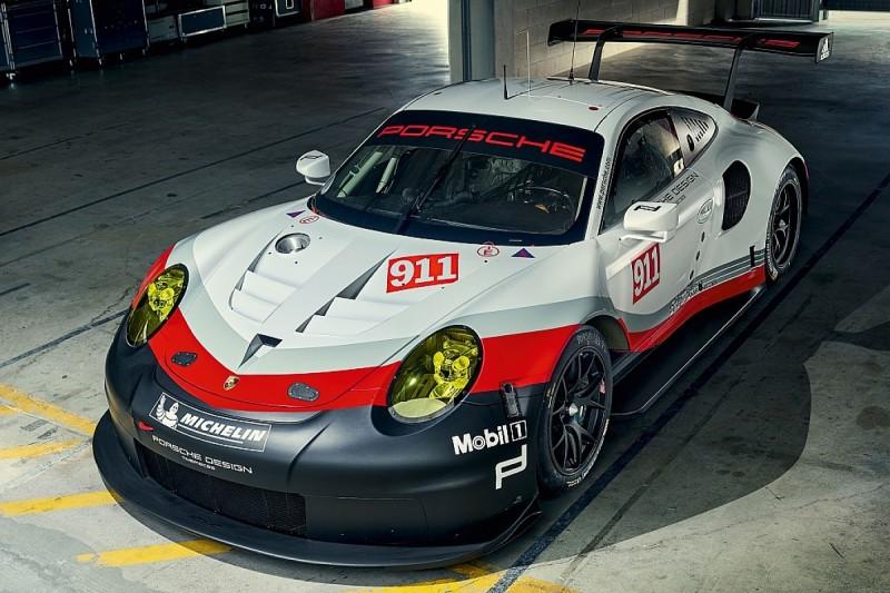 Porsche's 2017 WEC GTE car is 'biggest evolution' of 911 yet