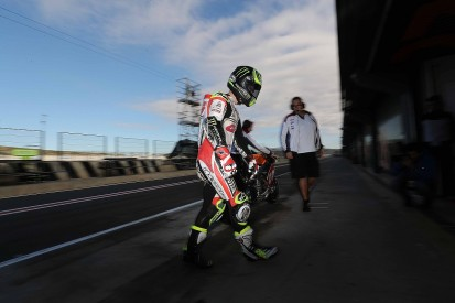 Cal Crutchlow to miss final 2016 MotoGP test for hand surgery