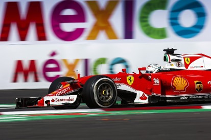 Ferrari abandons plans to appeal F1 Mexican GP penalty for Vettel