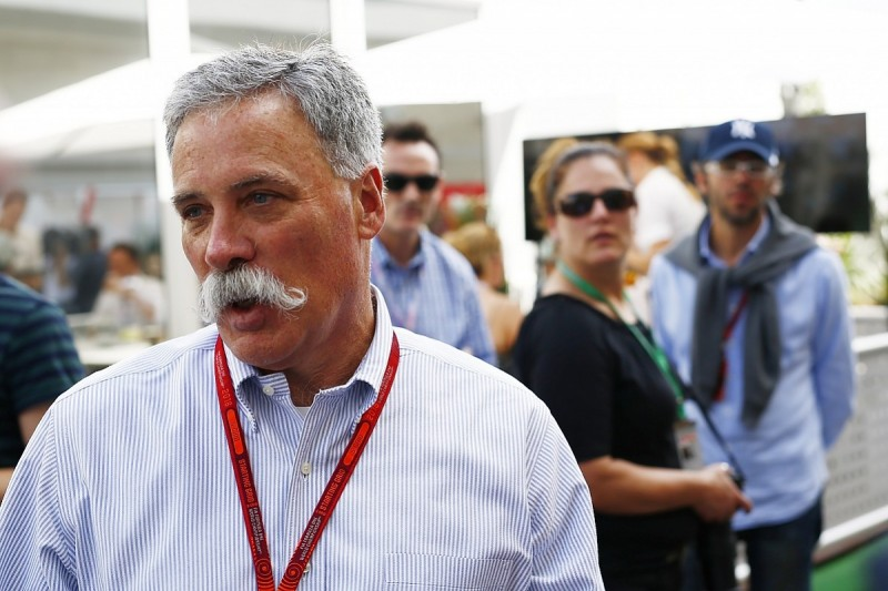 New F1 chairman Chase Carey makes Strategy Group debut