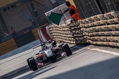 Macau Grand Prix: Felix Rosenqvist fastest in first practice