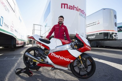 Ex-MotoGP star Max Biaggi launches junior team with Mahindra