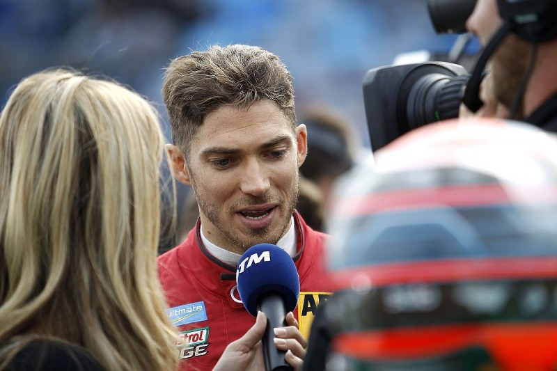Mercedes has poached one of the DTM's best in Mortara - Wickens