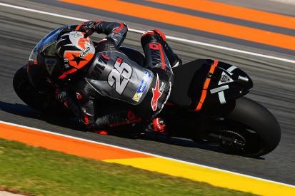 MotoGP testing: Maverick Vinales fastest again for Yamaha at Valencia