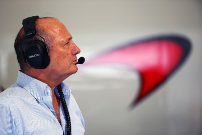 Ron Dennis steps down from role at the head of McLaren