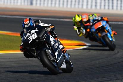 KTM's engine confused Bradley Smith in first '2017' MotoGP test
