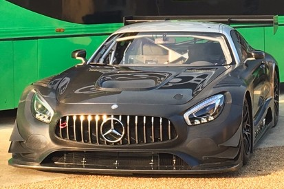 Two new Mercedes join British GT Championship field for 2017