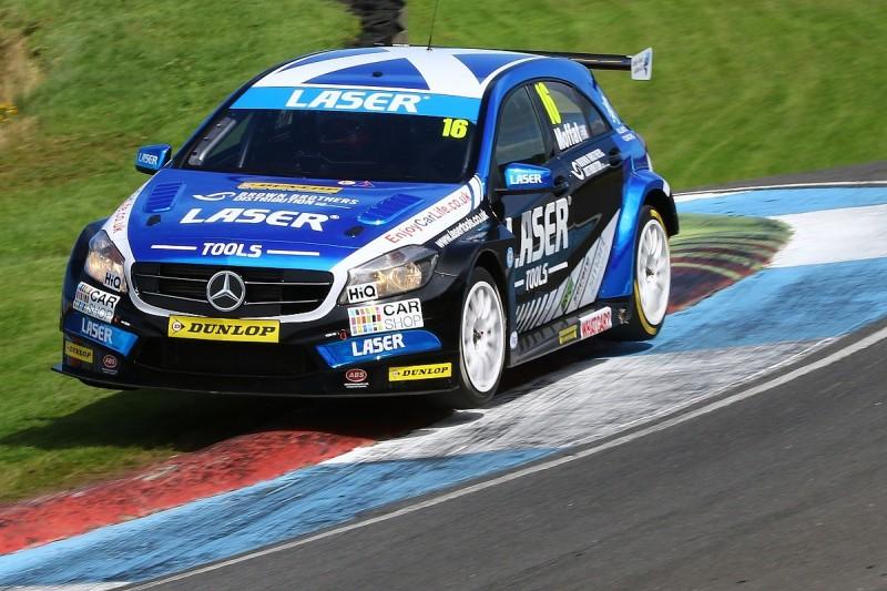 BTCC racer Aiden Moffat sticks with Mercedes after Subaru test