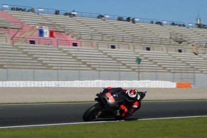 Jorge Lorenzo starts work with Ducati at Valencia MotoGP testing