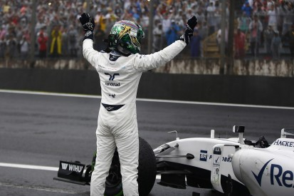 Felipe Massa's Brazilian GP crash led to 'even more special' moment