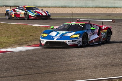 Ford pegged back in GTE class ahead of Bahrain WEC finale