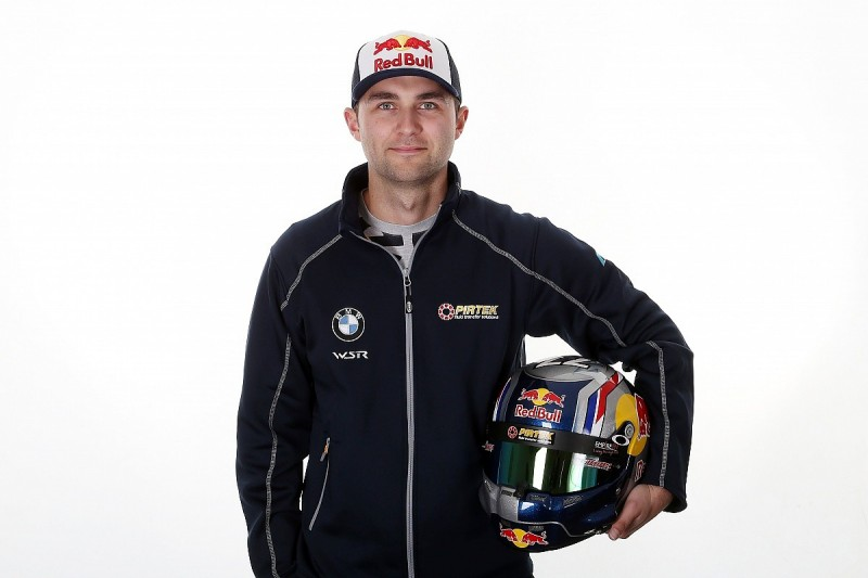British Touring Car champion Andrew Jordan joins WSR for 2017