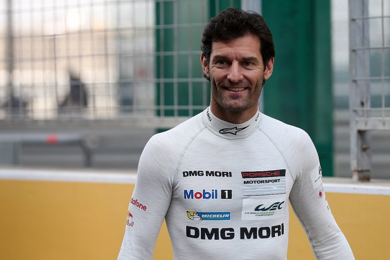 Mark Webber looking forward to retirement after WEC finale