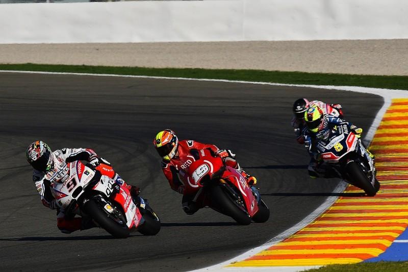 Petrucci beats Redding in Pramac's 2017 Ducati MotoGP shootout