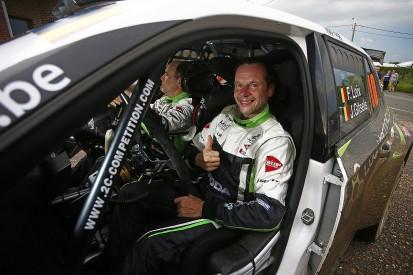 Ex-WRC star Freddy Loix announces retirement from rallying
