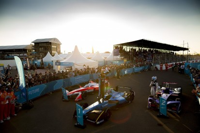 Formula E field can only fight for second behind Buemi, says Bird