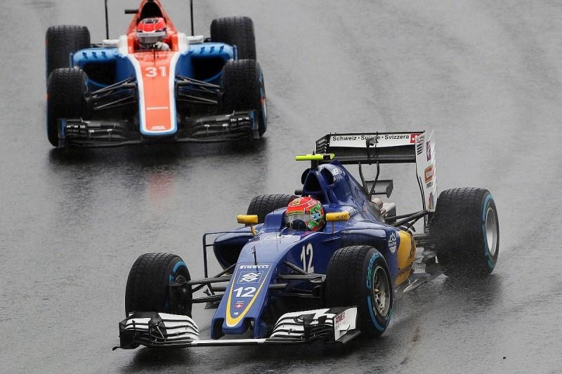Felipe Nasr's Brazilian GP points 'taste like victory' for Sauber
