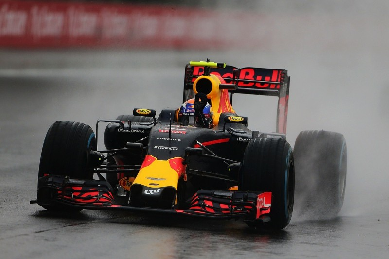 Mercedes boss says Verstappen's Brazil F1 drive 'redefined physics'
