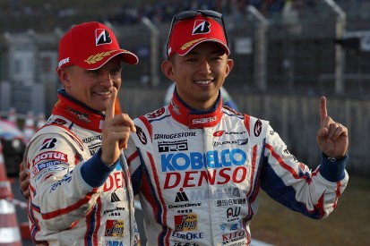 Ex-Formula 1 driver Heikki Kovalainen wins Super GT title in Japan