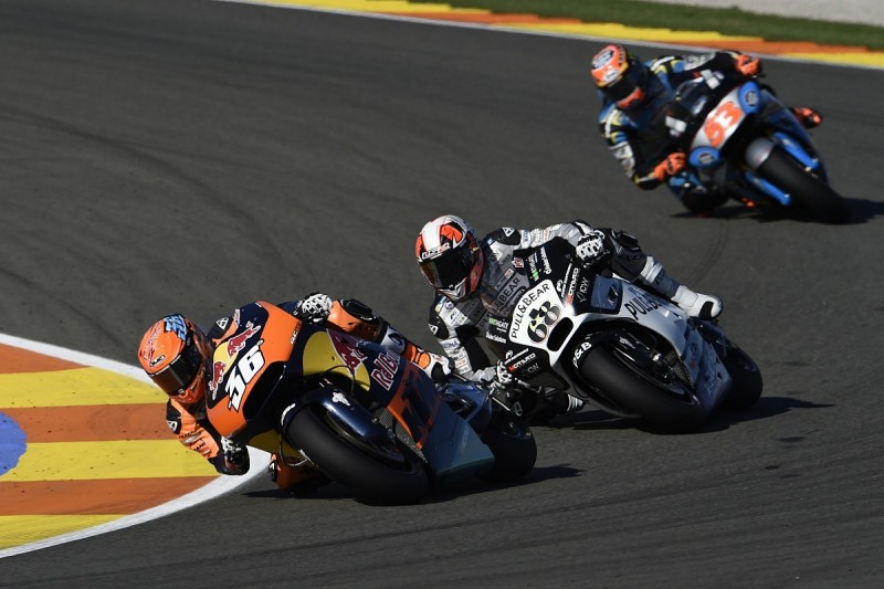 MotoGP debut issues at Valencia a 'big warning' for KTM