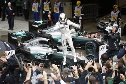 Lewis Hamilton wins rain-hit, interrupted Brazilian Grand Prix