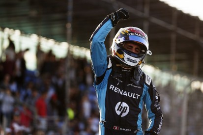 Buemi recovers from grid penalty to win Marrakech ePrix for Renault