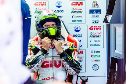 Cal Crutchlow lambasts 'idiot' Stefan Bradl after MotoGP qualifying