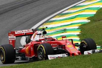 Kimi Raikkonen surprised 'average' lap put him third on Brazil grid