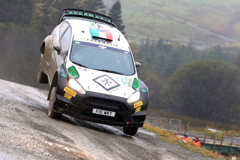 Pirelli drops its World Rally Championship programme for 2017
