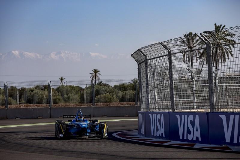 Formula E champion Buemi fastest after Marrakech practice