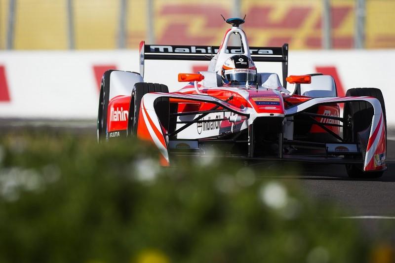 Marrakech Formula E: Mahindra's Felix Rosenqvist gets surprise pole