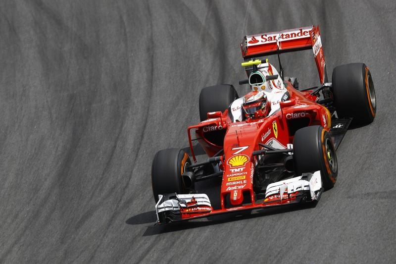 No penalty for Kimi Raikkonen/Carlos Sainz Jr F1 practice incident