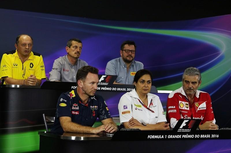 Brazilian GP Friday FIA F1 press conference full transcript