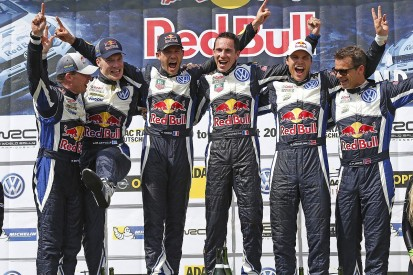 Toyota interested in VW drivers for its 2017 WRC return