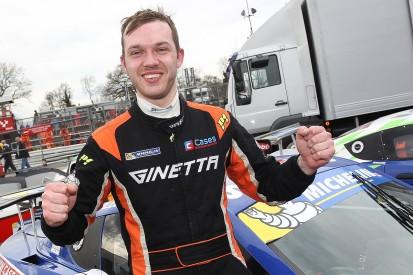 Ginetta GT4 runner-up Will Burns joins Team Hard for 2017 BTCC