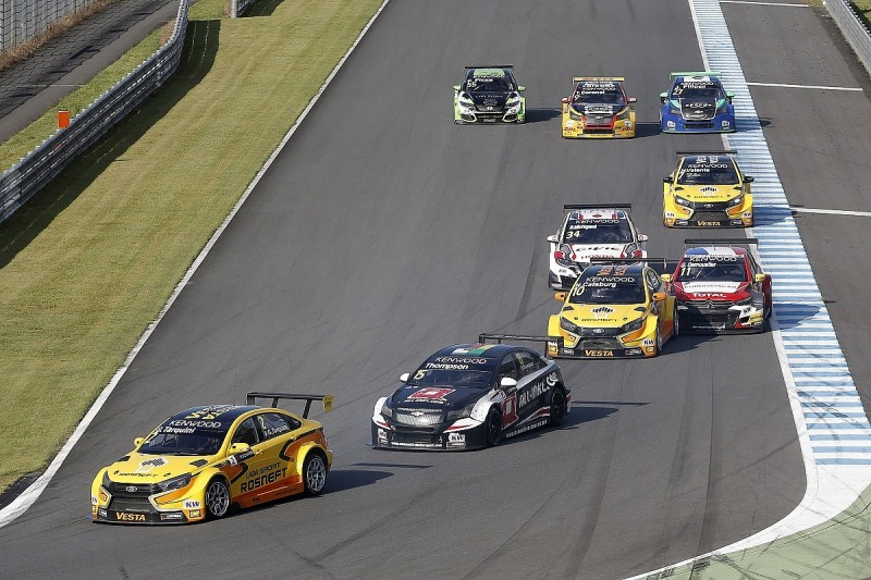 Lada officially confirms World Touring Car Championship exit