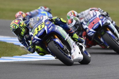 Valentino Rossi and Jorge Lorenzo learned from each other in MotoGP