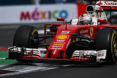 Ferrari calls for Sebastian Vettel's F1 Mexico penalty to be reviewed